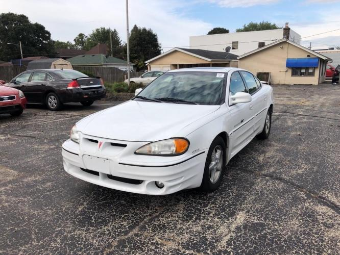 1999 WHITE PONTIAC GRAND AM GT (1G2NW52E3XM) with an 3.4L engine, Automatic transmission, located at 151 Alpine Road, Rockford, IL, 61108, (815) 398-5010, 42.212986, -89.029320 - Photo #0
